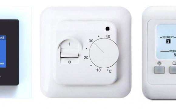 терморегуляторы для теплого