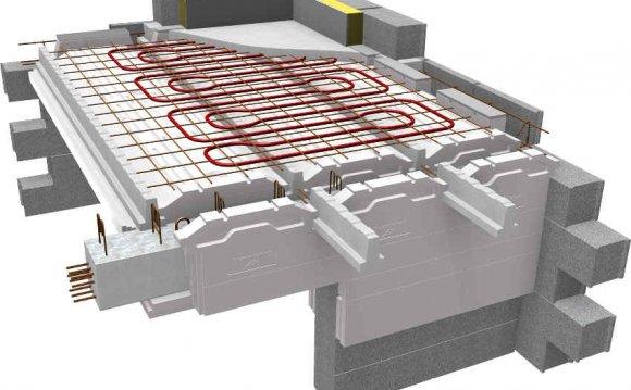 3D-схема обустройства водяного